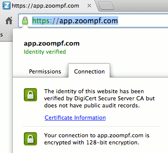 SSL Performance Diary #1: The Certificate Chain - Zoompf Web