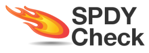 logo of spdycheck.org